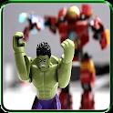 The Hulk Smash icon