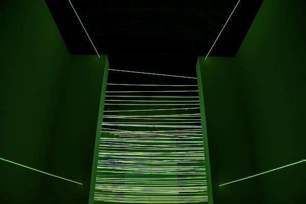 Psychedelic green di Nefti-Monica