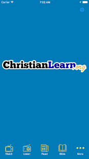 Christian Learn - náhled