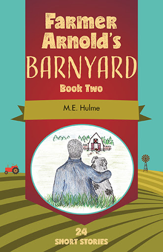 Farmer Arnold's Barnyard Book Two cover