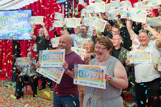 Photo: Pictured for Peoples Postcode Lottery is the Millions Event held at Saltwell Park in Gateshead. Pictures copyright Darren Casey / DCimaging 07989 984643