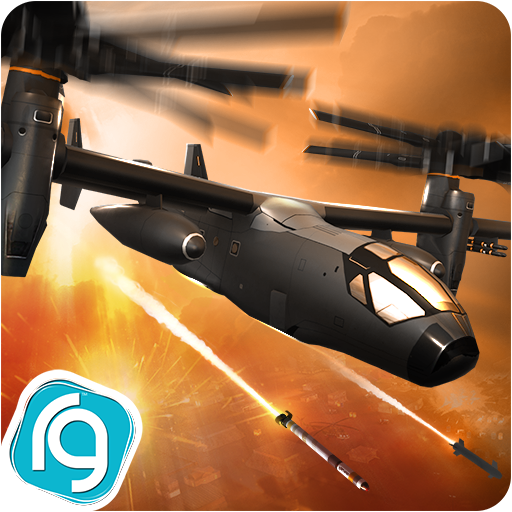 動作App|Drone 2 Air Assault LOGO-3C達人阿輝的APP