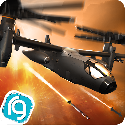 Drone -Air Assault[Mod Money] 2.2.139mod
