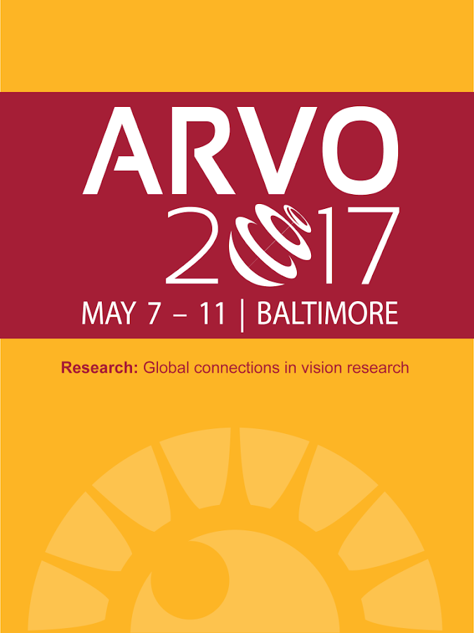 ARVO 2017- screenshot