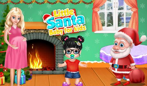 Little Santa Baby For Kids