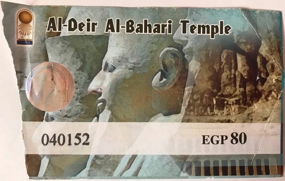 Entry Hatshepsut