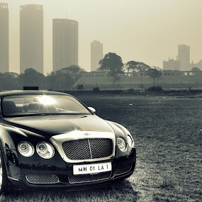 Bentley by Mangesh Jadhav - Transportation Automobiles