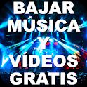 Bajar Música y Vídeos Guide - Gratis a Mi Celular icon
