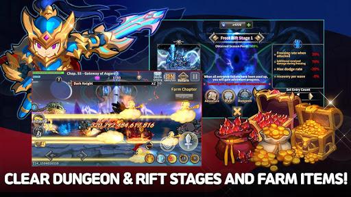 Raid the Dungeon : Idle RPG Heroes AFK or Tap Tap 1.5.3 screenshots 18