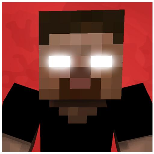 Skins Herobrine for Minecraft
