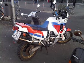 Photo: I have hungered to buy a Honda Africa Twin 750 dual purpose motorcycle for 20 years in some for or another.