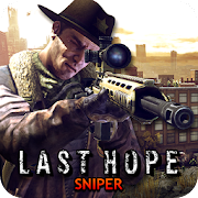 Last Hope Sniper - Zombie War (Unreleased) 1.42