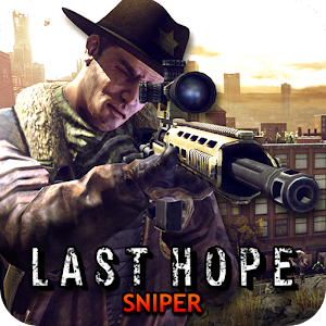 Last Hope Sniper – Zombie War MOD APK aka APK MOD 1.42 (Unlimited Everything)