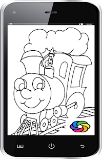Coloring Books 2018 - náhled