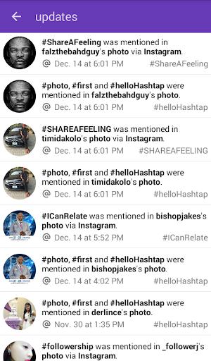 Hashtap  screenshots 3