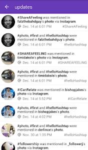 Hashtap screenshot 2