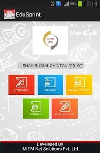 D G Khetan International - náhled