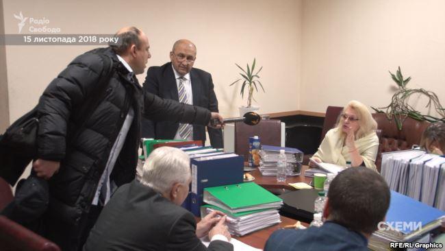 «Схеми» потрапили на засідання комісії Міністерства аграрної політики