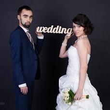 Wedding photographer Oksana Morskaya (Moreva1). Photo of 26.02.2016
