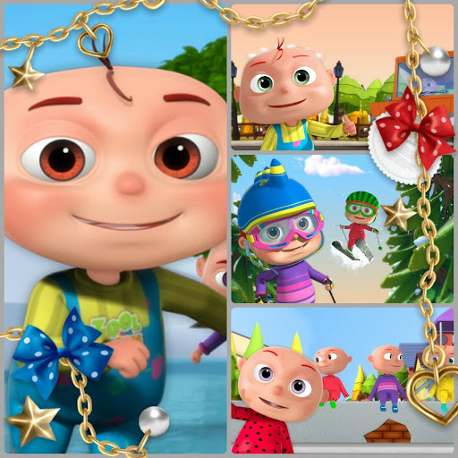 Kids Zool Babies Cartoon Video Songs - Offline 1.15 screenshots 12