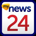 MyNews24 icon