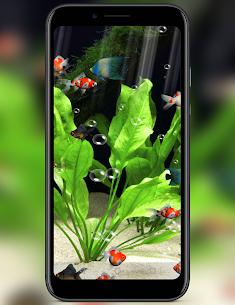 Aquarium 3D Live Wallpaper Apk 7