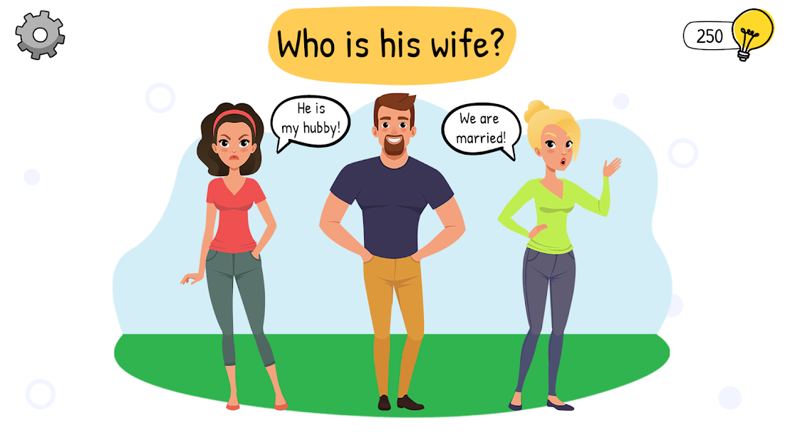 Who is? Brain Teaser & Riddles Android App Screenshot