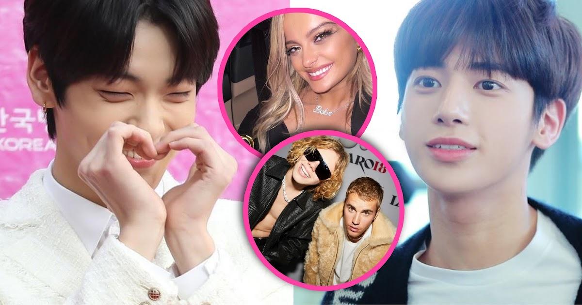 Anggota TXT Diperhatikan Oleh Penyanyi Favorit Mereka Tapi Reaksi Mereka Tidak Bisa Lebih Berbeda