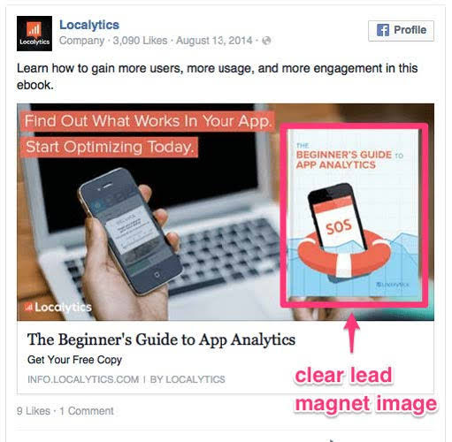 Localytics, an analytics and marketing platform. Source: HubSpot
