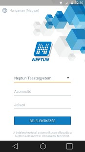 Neptun- screenshot thumbnail