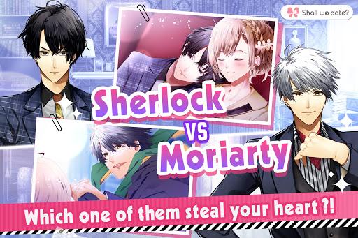 Guard me, Sherlock! - otome game 1.5.9 screenshots 3