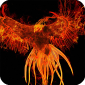Phoenix HD Live Wallpaper