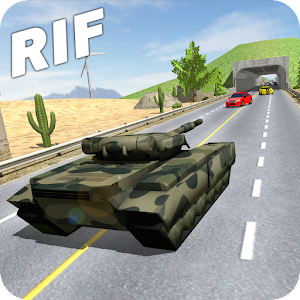 Racing in Flow – Tank for PC and MAC