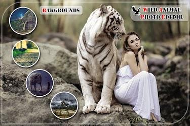 Wild Animal Photo Editor Animal Photo Frames 1 9 Seedroid