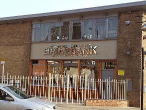 Photo: Look for the new Briarbank Brewery, just across from the Lord Nelson pub in Ipswich, .