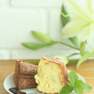 Apple Yogurt Cake 苹果酸奶蛋糕 Recipe