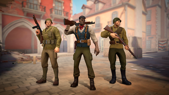 Frontline Guard: WW2 Online Shooter Apk Download For Android 6
