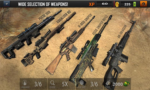 Télécharger Wild Animal Sniper Deer Hunting Games 2020 mod apk screenshots 5