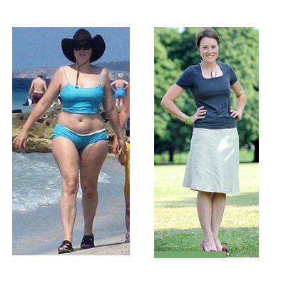 Afvallen door hypnose, deze vrouw verloor 25 kilogram
