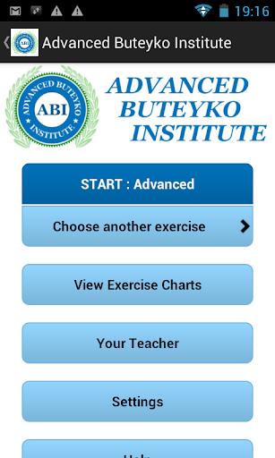Advanced Buteyko