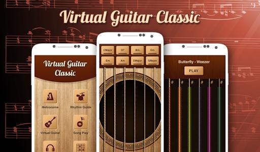 Virtual Guitar Player