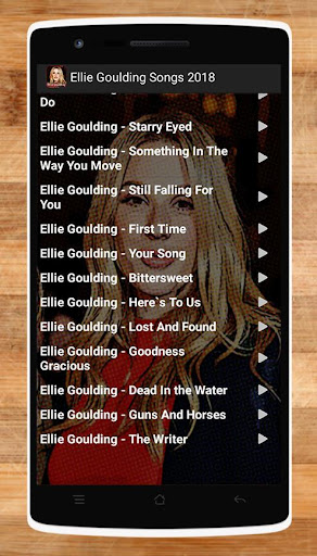 Ellie Goulding Songs 2018