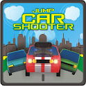 Car Driving : Jump & Shoot icon