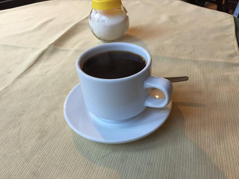 オリャンタイタンボ カフェ コーヒー