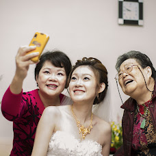 Wedding photographer Andrew Fan (AndrewFan). Photo of 15.02.2014