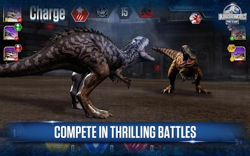 Jurassic World™: The Game Unlimited MOD 1.45.1 APK 1
