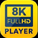 5K 8K Video Player APK