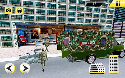 Army Ambulance Rescue Simulator for PC