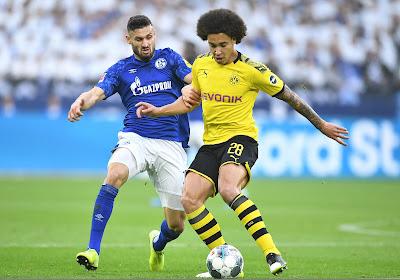 Axel Witsel meilleur joueur de Bundesliga dans deux domaines