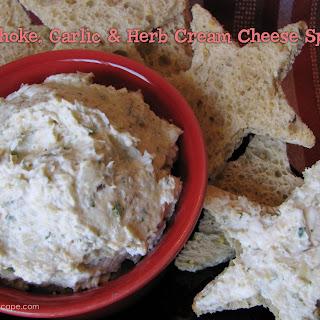 Cream Cheese Artichoke Spread Recipes